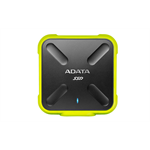 ADATA SD700 512GB Micro-USB B 3.0 (3.1 Gen 1) Black,Yellow