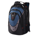 """Wenger/SwissGear 600638 notebook case 43.2 cm (17"""") Backpack case Black, Blue"""