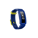 Fitbit Ace 2 OLED Wristband activity tracker Blue, Yellow