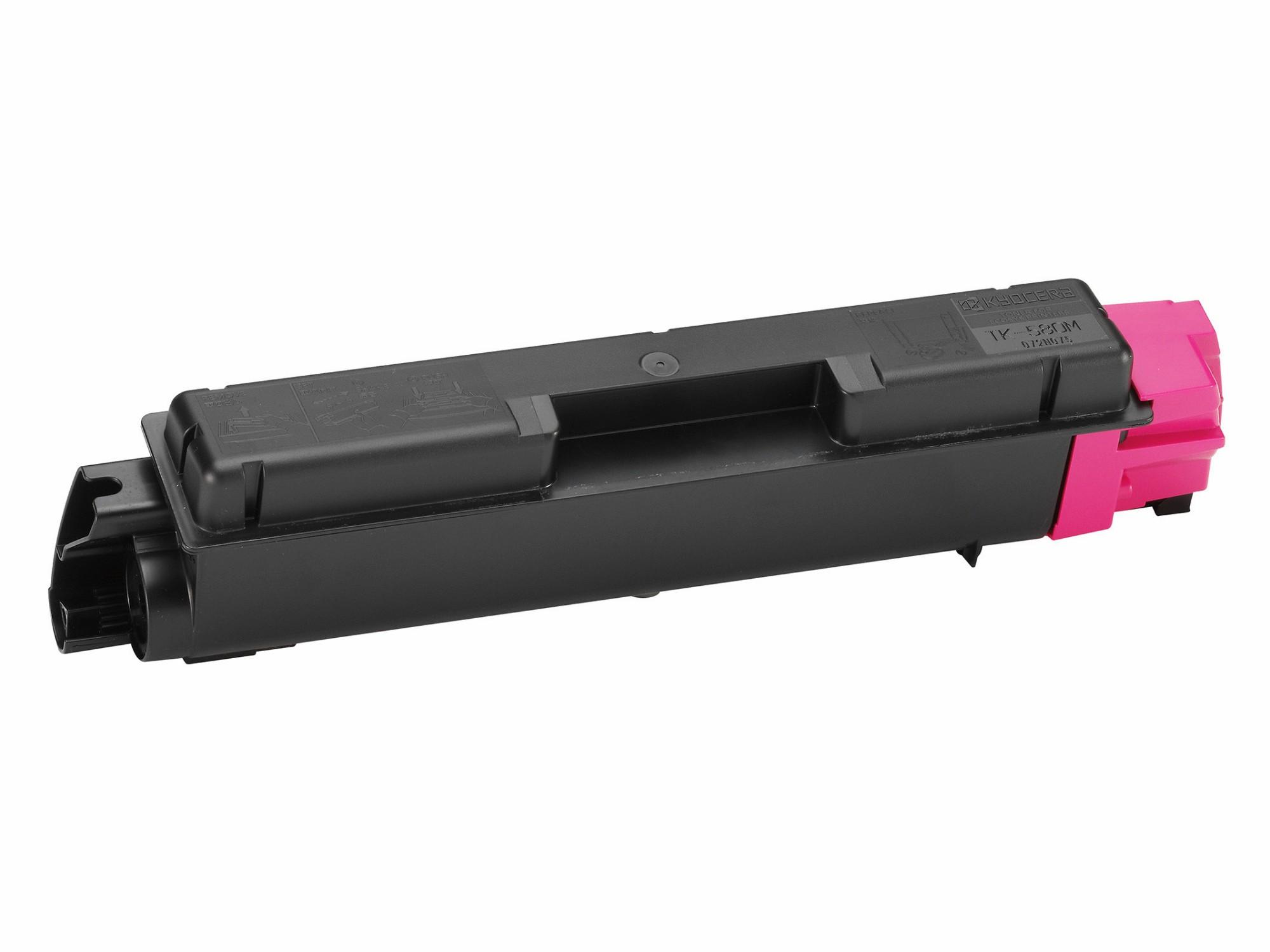 KYOCERA 1T02KTBNL0 (TK-580 M) Toner magenta, 2.8K pages