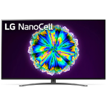 "LG NanoCell 49NANO866NA TV 124.5 cm (49"") 4K Ultra HD Smart TV Wi-Fi Gray, Silver"