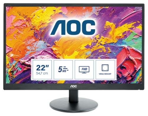 AOC 70 Series E2270SWDN LED display 54.6 cm (21.5