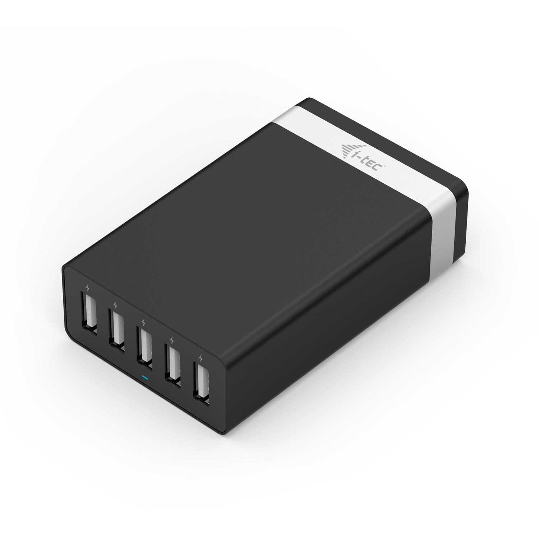 i-tec USB Smart Charger 5 Port 40W / 8A