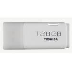 Toshiba THN-U202W1280E4 128GB USB 2.0 USB Type-A connector White USB flash drive