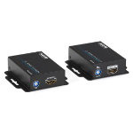 Black Box VX-HDMI-TP-3D40M AV transmitter & receiver Black audio/video extender