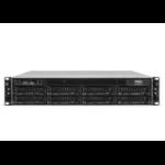 TerraMaster U8-211 Ethernet LAN Black NAS