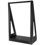 StarTech.com Heavy Duty 2-Post Rack - 16U