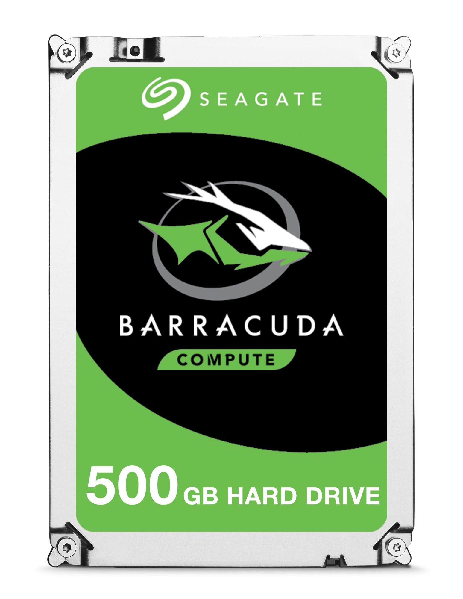 "Seagate Barracuda ST500DM009 disco duro interno 3.5"" 500 GB Serial ATA III"