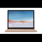 "Microsoft Surface Laptop 3 Notebook 34.3 cm (13.5"") 2256 x 1504 pixels Touchscreen 10th gen Intel® Core™ i7 16 GB LPDDR4x-SDRAM 256 GB SSD Wi-Fi 6 (802.11ax) Windows 10 Pro Sand"