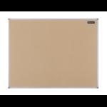 Nobo Basic Fixed bulletin board Brown Cork
