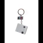 DIFUZED NES 3D Keychain Grey
