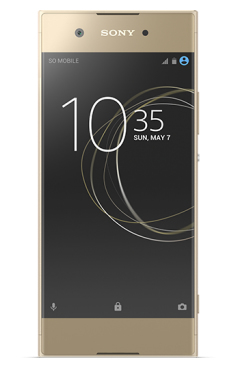 "Sony Xperia XA1 5"" 4G 3GB 32GB 2300mAh Gold"