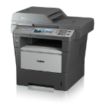 Brother MFC-8950DW 1200 x 1200DPI Laser A4 40ppm Wi-Fi multifunctional