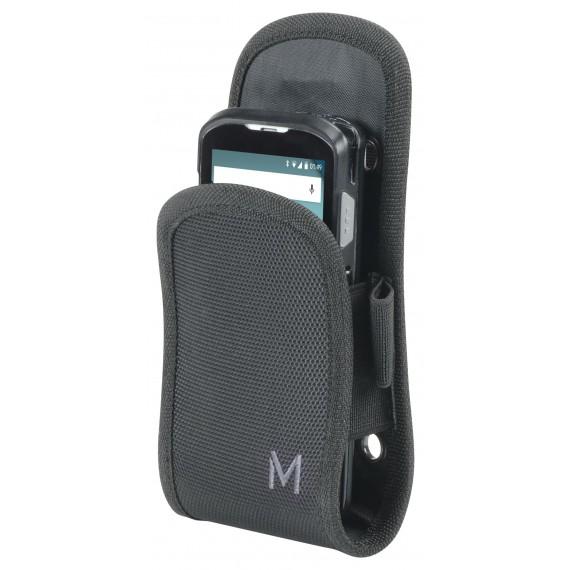 Mobilis 031009 funda para teléfono móvil Negro