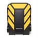 ADATA HD710 Pro 2000GB Black, Yellow external hard drive