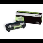 Lexmark 60F2H00 (602H) Toner black, 10K pages