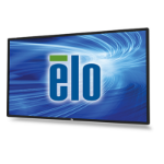"Elo Touch Solution 5501L 54.6"" LED Full HD Black public display"