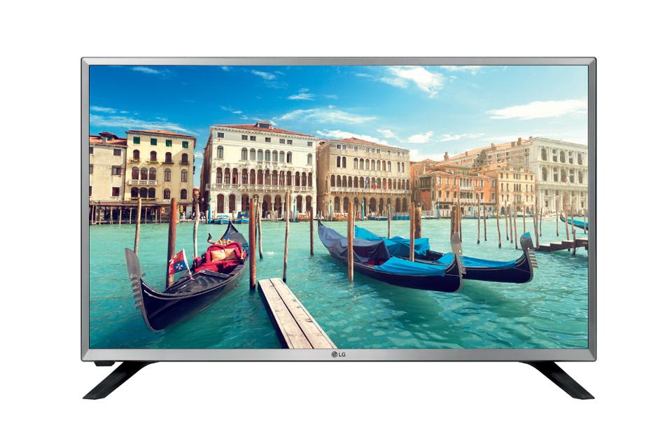 """LG 32LJ590U 32"""" HD Smart TV Wi-Fi Black,Silver LED TV"""