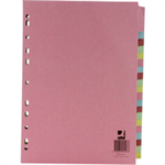 Q-CONNECT KF01517 divider Pink 1 pc(s)