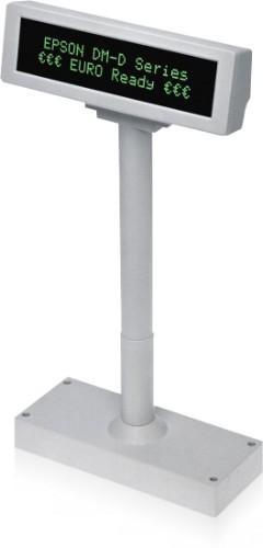 Epson DM-D210BA 40 digits RS-232 White