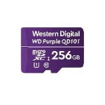 Western Digital WD Purple SC QD101 memory card 256 GB MicroSDXC Class 10 WDD256G1P0C