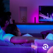 Philips Hue White and Color ambiance Extensión de tira de luz Plus V4 1 metro