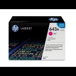 HP 643A Original Magenta 1 stuk(s)