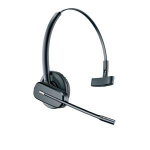 Plantronics CS540/A Monaural Ear-hook Black headset 84693-02