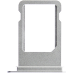 MicroSpareparts Mobile MOBX-IP7G-HS-SIM-S SIM card holder Silver 1pc(s)