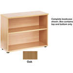 JEMINI FF JEMINI OPEN STORAGE TOP/BOT OAK