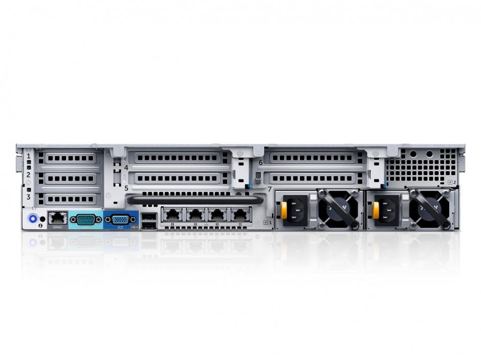 DELL PowerEdge R730 2 1GHz E5-2620V4 Rack (2U) R730-0770