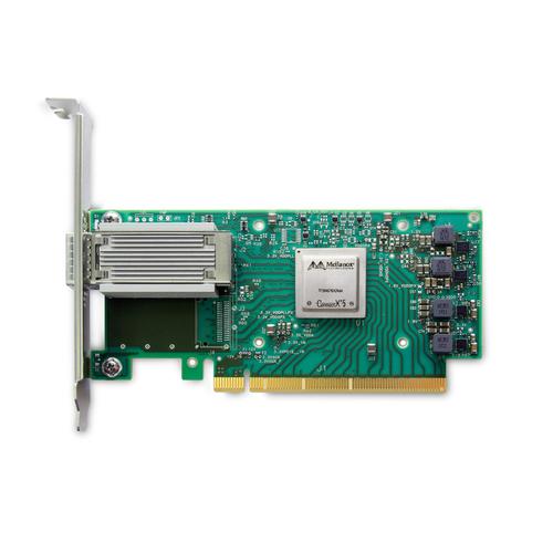 Mellanox Technologies MCX555A-ECAT adaptador y tarjeta de red Fibra 100000 Mbit/s Interno