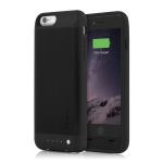 "Incipio IPH-1205-BRBLK 4.7"" Shell case Black mobile phone case"