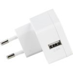 eSTUFF ES80123EU Indoor White mobile device charger