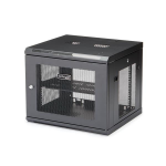 StarTech.com 9U Wall-Mount Server Rack Cabinet - Up to 18.9 in. Deep