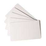 Durable 8914-02 blank plastic card