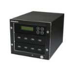 Addonics UDFH7 USB flash drive/USB hard drive duplicator Black media duplicator