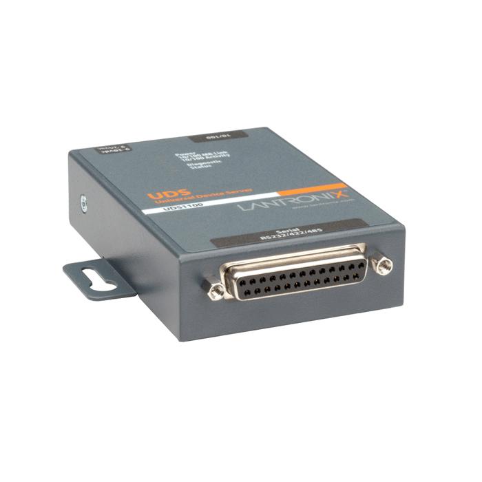 Device Server Ud11000p0-01 - 1port 10/100 Poe 802.3af