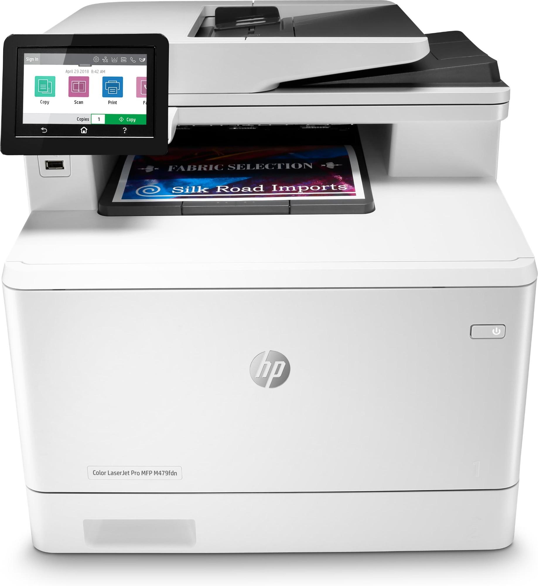 HP Color LaserJet Pro M479fdn W1A79A#B19 Laser 28 ppm A4