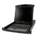 """APC AP5808 consola de rack 43,2 cm (17"""") Negro"""