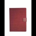 """Tech air TAXUT049 tablet case 25.6 cm (10.1"""") Flip case Red"""