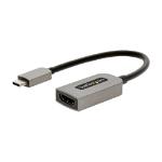 StarTech.com USBC-HDMI-CDP2HD4K60 USB grafische adapter 4096 x 2160 Pixels Grijs