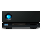 LaCie 1big Dock external hard drive 16000 GB Black STHS16000800