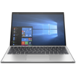 "HP Elite x2 G4 Silver Hybrid (2-in-1) 31.2 cm (12.3"") 1920 x 1280 pixels Touchscreen 8th gen Intel® Core™ i5 8 GB LPDDR3-SDRAM 256 GB SSD Wi-Fi 6 (802.11ax) Windows 10 Pro"