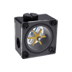 Alphacool 17350 hardware cooling accessory Black, Transparent, Yellow