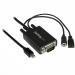 StarTech.com Cable Adaptador de 2m Mini DisplayPort a VGA con Audio