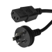 StarTech.com Power Supply Cord - AS/NZS 3112 to C13 - 3 m (10 ft.)