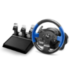 Thrustmaster T150 PRO ForceFeedback Steering wheel + Pedals PlayStation 4 USB Black, Blue