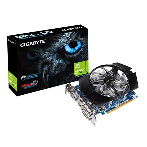 Gigabyte GV-N740D5OC-1GI NVIDIA GeForce GT 740 1GB