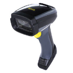 Wasp WWS750 Handheld bar code reader 1D/2D LED Black,Grey,Yellow